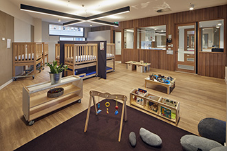 Childcare centre room